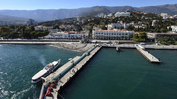 Крымские отели начали закрывать бронирования на лето из-за высокой загрузки
