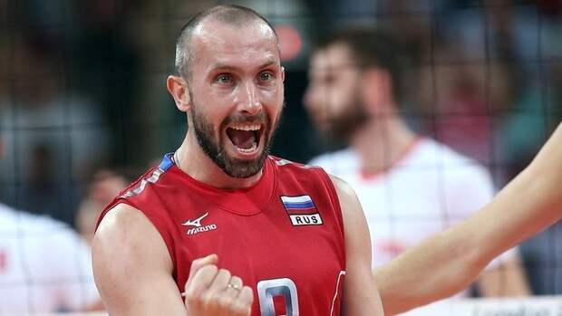 Олимпийский чемпион Тетюхин займет пост президента «Белогорья»