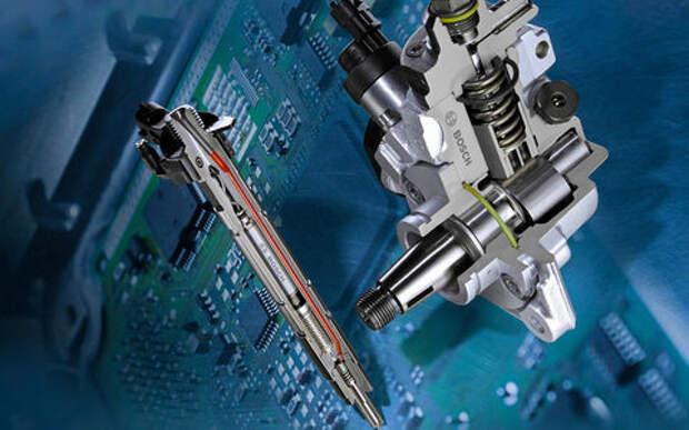 Как ремонтируют топливные системы дизельных двигателей. Исследование ЗР