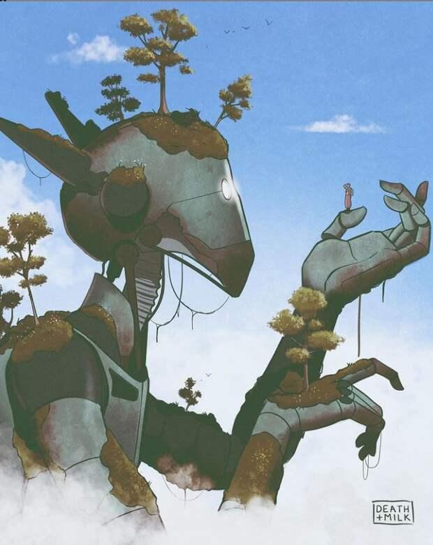 киберпанк-иллюстрации от Death & Milk (8).JPG