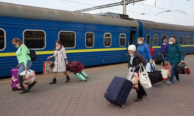 «Навокзале кричали— зачем привезли москалей?» Украинский журналист ожизни страны врежиме чрезвычайной ситуации