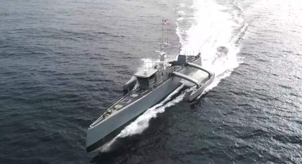 Пентагон делает ставку на беспилотные морские корабли