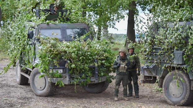 Киев предрекает утрату боеспособности России в столкновении с ВСУ