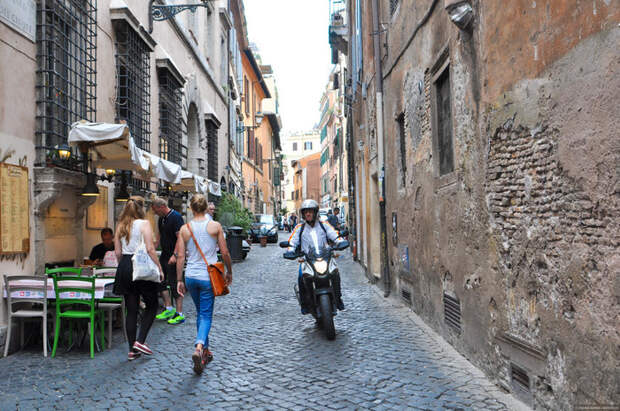 Римские каникулы: Малоизвестные достопримечательности итальянской столицы