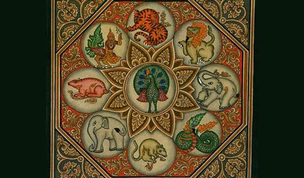 Бирманский гороскоп на каждый день недели