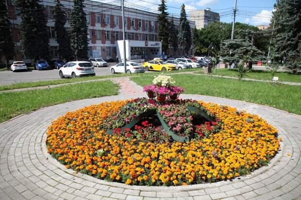 Лучшие цветочные композиции определит конкурс в Бабушкинском
