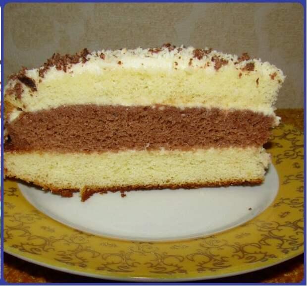 Торт «Мечта жизни»