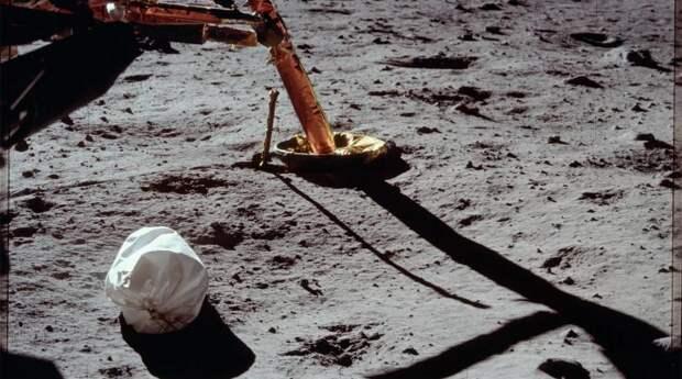 Американцы выдумали грандиозный проект — забрать фекалии с Луны