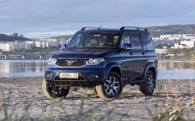 На Кубе будут новые машины - и это УАЗ Патриот!