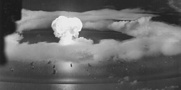 «Сувениров не брать!», или Радиоактивный флот Бикини