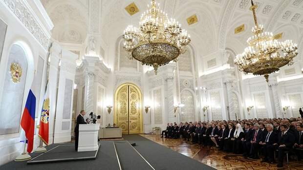 16-е послание Путина Федеральному собранию: лейтмотив - социалочка
