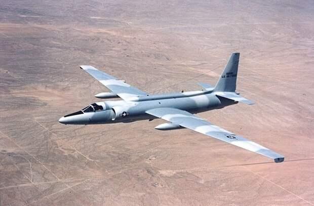 Самолёт-разведчик U-2 уходит на покой