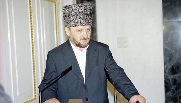 В Чечне почтили память Ахмата-Хаджи Кадырова