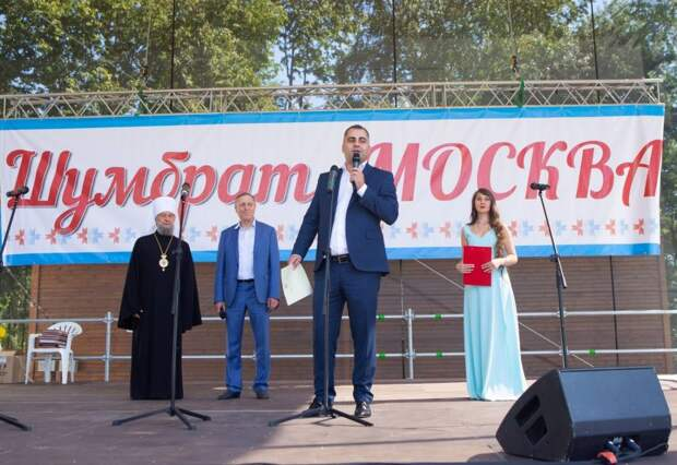 В Москве в седьмой раз отпраздновали мордовский «Шумбрат»