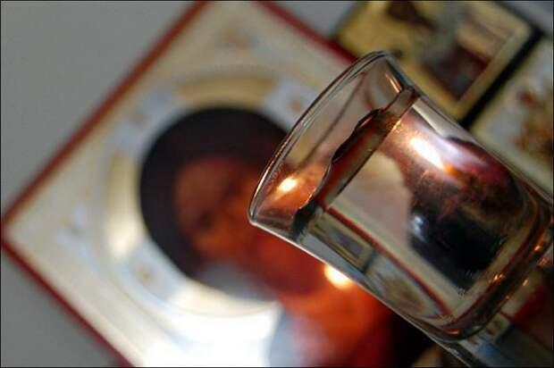 Животворная сила крещенской воды - наука и вера