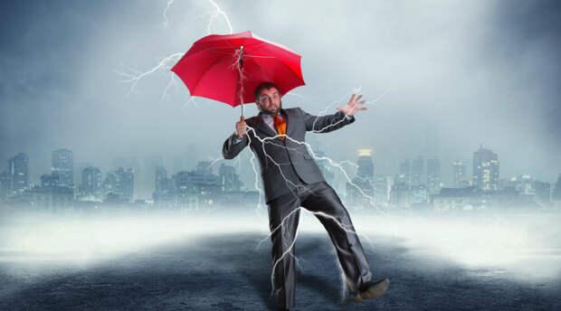 Страшные вещи, которые могут произойти от удара молнии