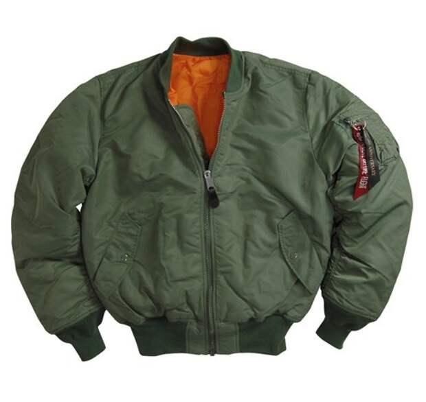 Бомберы и куртки пилотов: Кто их придумал и как их носить. Изображение №10.