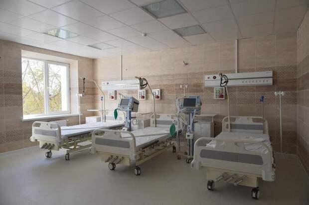 Модернизация системы здравоохранения: отНовгорода доСахалина
