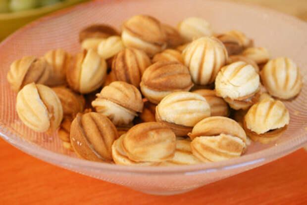 «Орешки» из детства: Очень вкусное лакомство