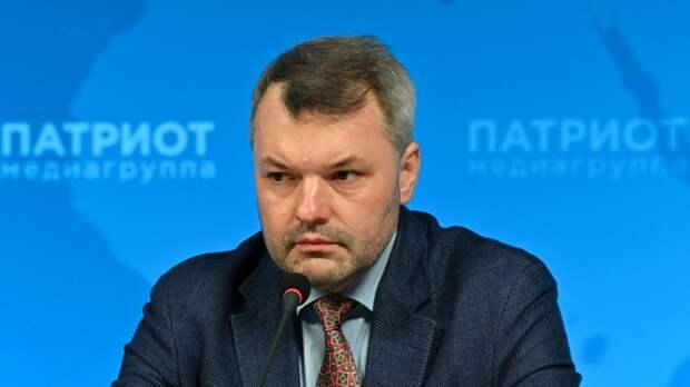 Директор Института современного и государственного развития Дмитрий Солоннико