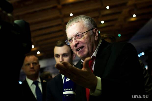 Жириновский заявил, что на Севере России невозможно жить