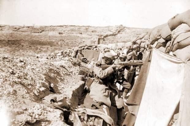 Французский Иностранный легион в I и II мировых войнах - 1 часть