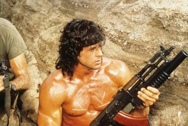 Оружие у Джона настоящее, но ненастоящее сочетание его элементов. /Фото: wallpaperup.com.