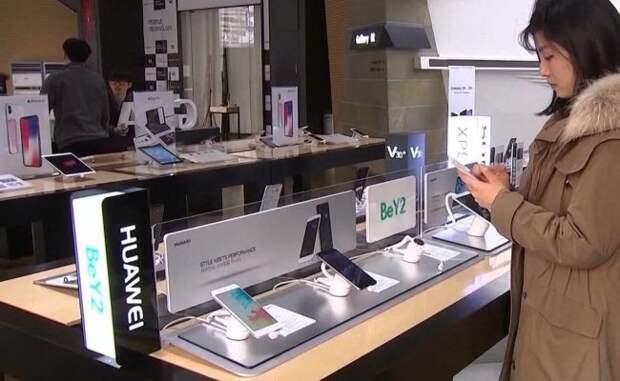Huawei учредил вЭстонии дочернее предприятие