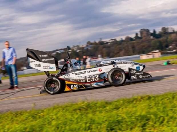 Электрокар установил мировой рекорд, разогнавшись с 0 до 100 км/ч за 1,8 сек. (ВИДЕО)