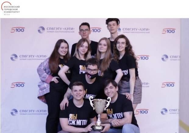 Команда МГПУ победила во Всероссийском PR-фестивале