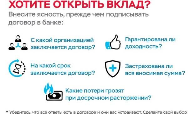 Почему россияне покупают рискованные продукты вместо банковских вкладов