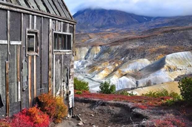 Загадки камчатской «Долины Смерти»
