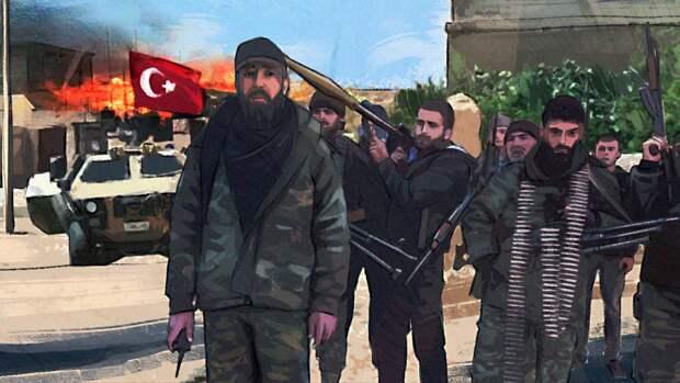 Пять боевиков подорвались на минах в сирийском Алеппо