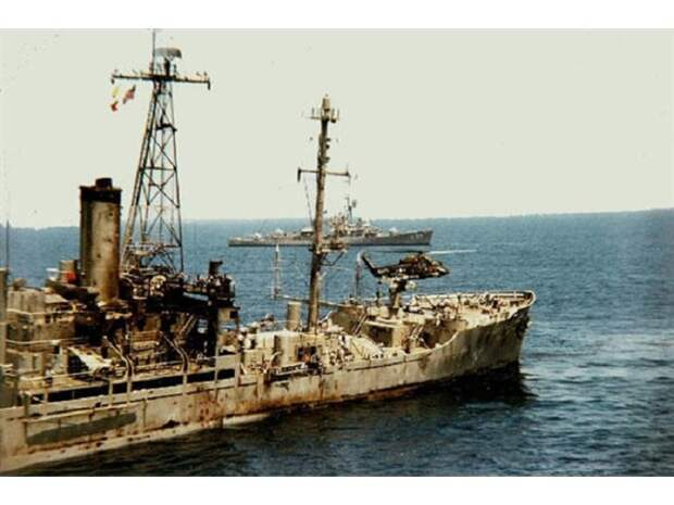 Зачем в 1967 году Израиль атаковал американский корабль-разведчик