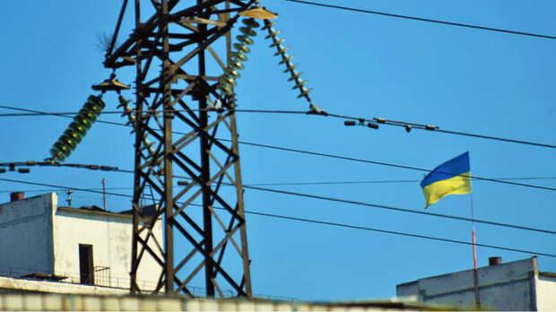 Украина запросила у Беларуси экстренную поставку электроэнергии в связи с аварией