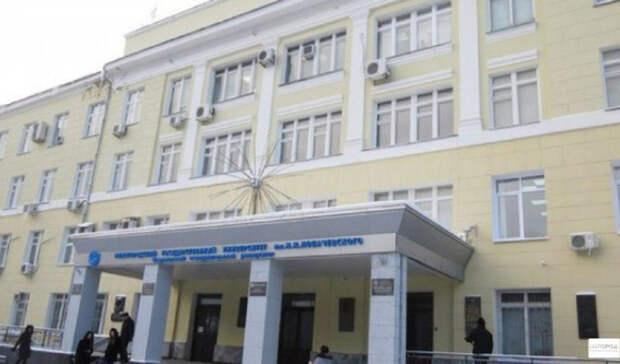 ВННГУ прокомментировали расследование оцелевом зачислении детей чиновников