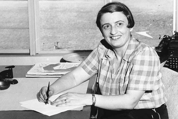 Писательница Айн Рэнд: как русская еврейка изменила мир