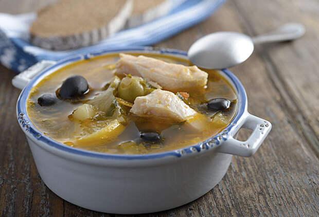 Рыбные супы, которые согреют