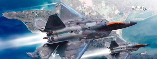 «Чтобы вспыхнула война»: Украина зовёт авиацию НАТО в небо над Крымом