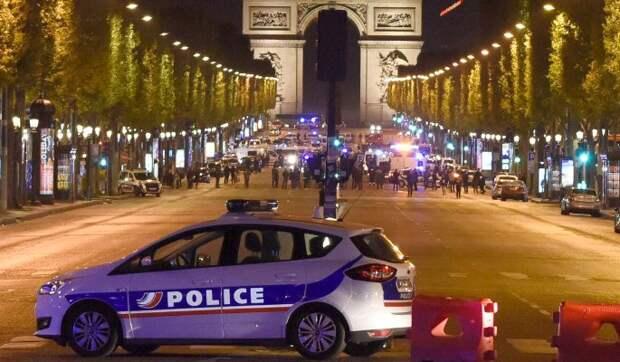Подробности нового теракта в центре Парижа