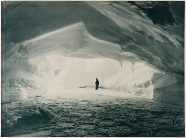 Первая Австралийская антарктическая экспедиция в фотографиях Фрэнка Хёрли 1911-1914 13