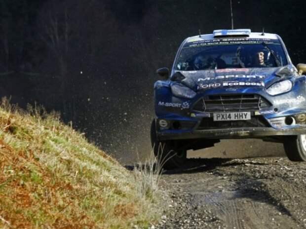 WRC: перестановки под занавес сезона