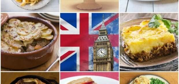 В Англии кончилась еда