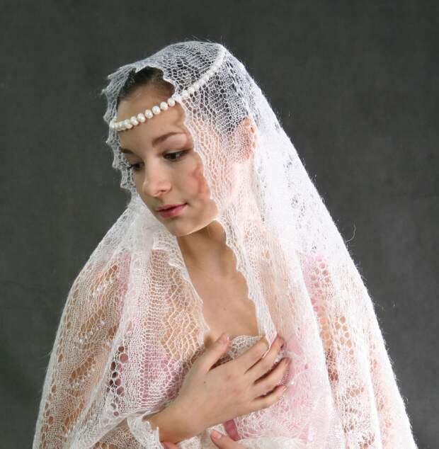 Шаль. История покорения женских сердец.