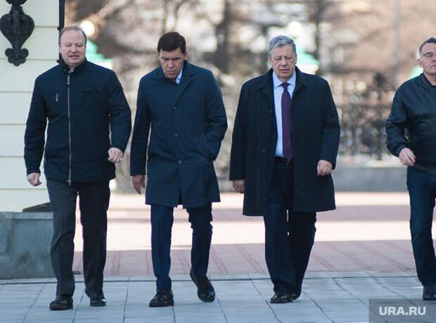 Все: Куйвашев уволил Тунгусова