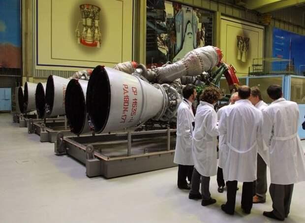 США заинтересованы вприобретении российских ракетных двигателей