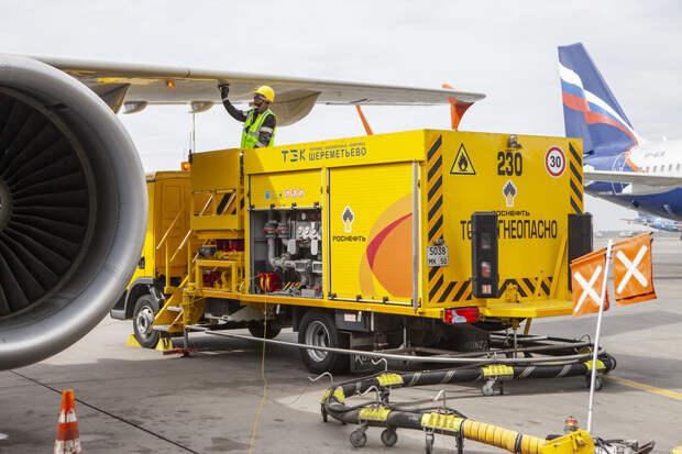 Методы заправки самолета