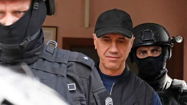 В Красноярске начинается суд над бизнесменом Быковым