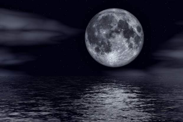 Лунные заговоры на деньги
