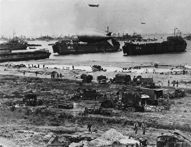 «Политическое значение оказалось больше военного»: как открывался Второй фронт в Нормандии в 1944 году